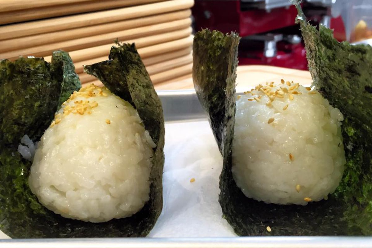 Onigiri from Twisted Horn