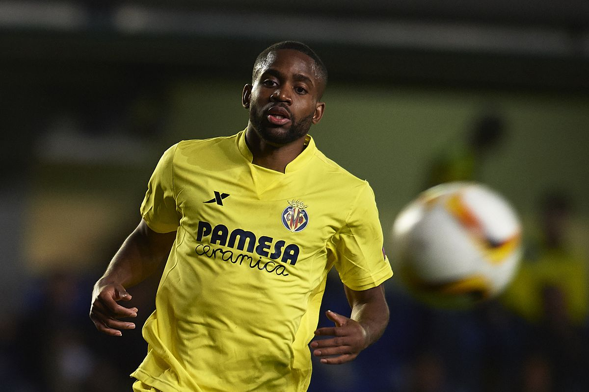 It's that man again! Bakambu with a late goal today to seal the three points