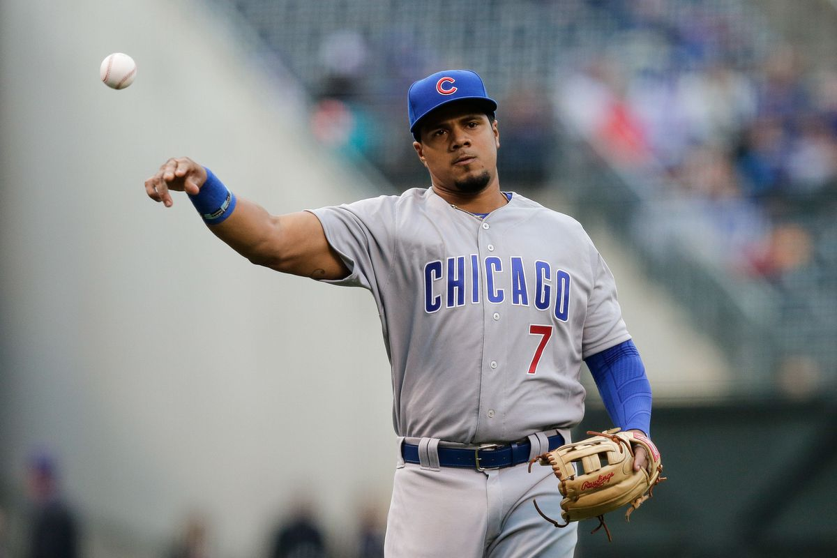 MLB: Game Two-Chicago Cubs at Colorado Rockies