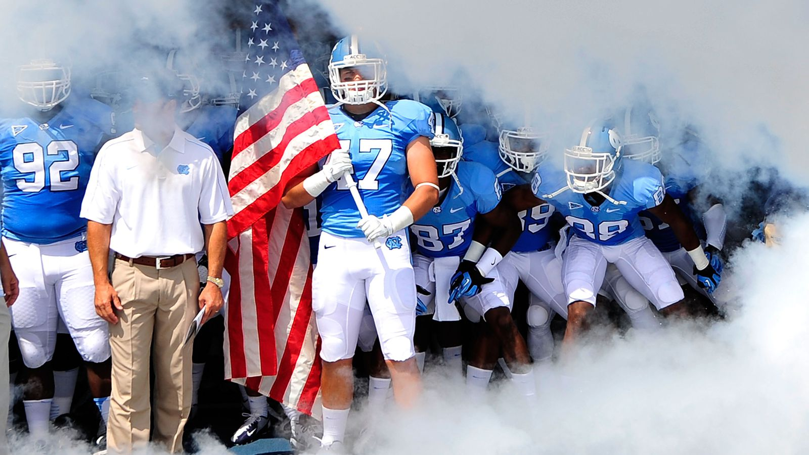 Unc Football Tar Heels Unveil Jersey Combo For Cal Game