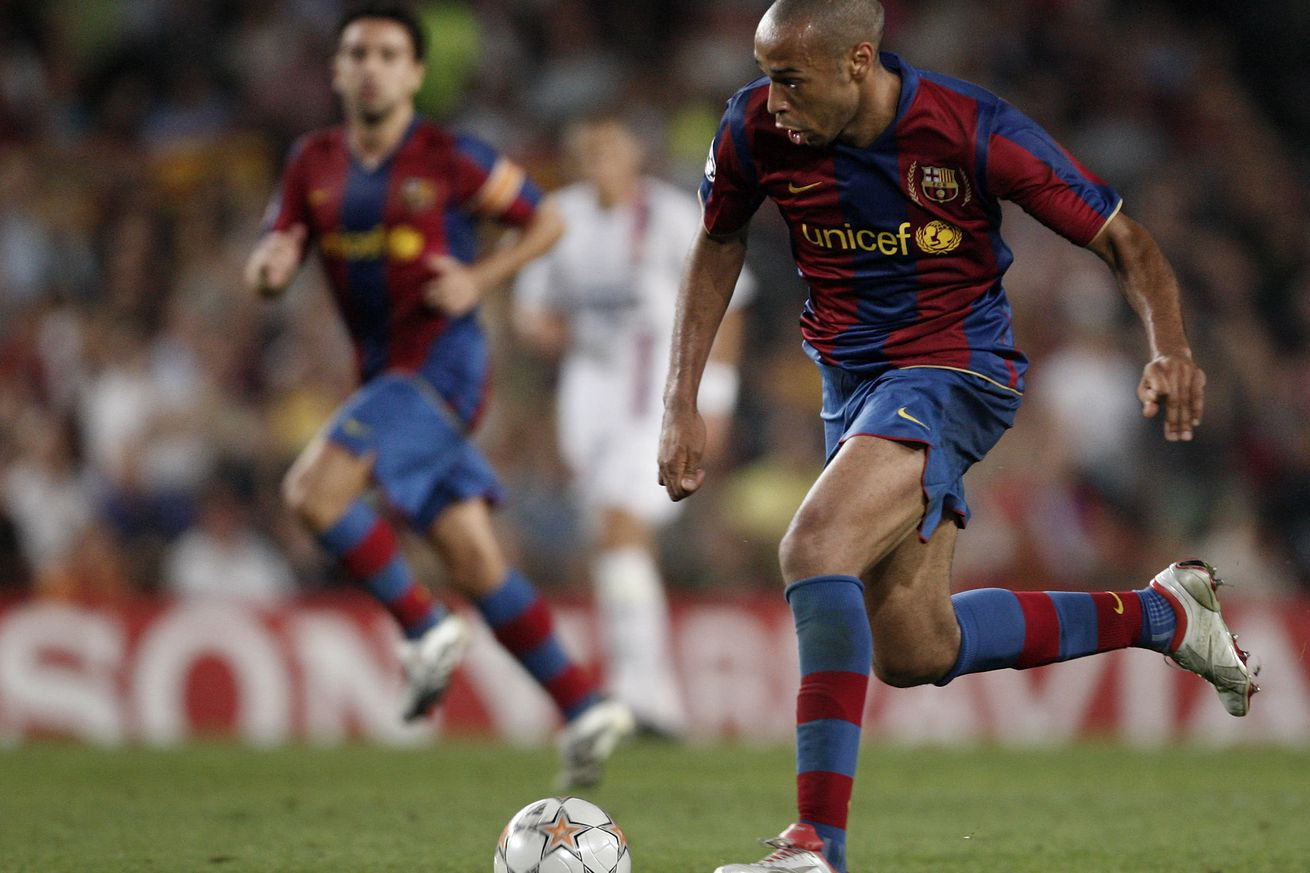WATCH: The last time Barcelona faced Lyon