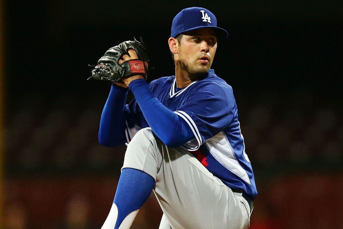 Zach Lee did it all on Monday