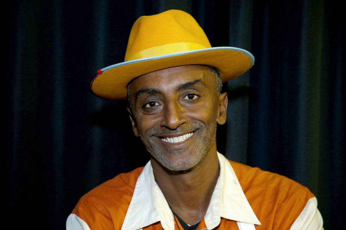 """""""Black food has always been controversial because the way we were brought here to work, the food and the land. We have always had to do it through different lengths and a different set of rules,"""" says chef Marcus Samuelsson."""