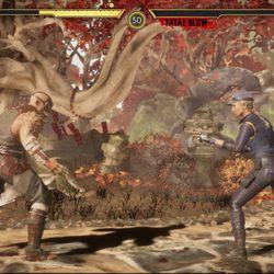 Switch上的Mortal Kombat 11非常适合训练 - 但不是很多