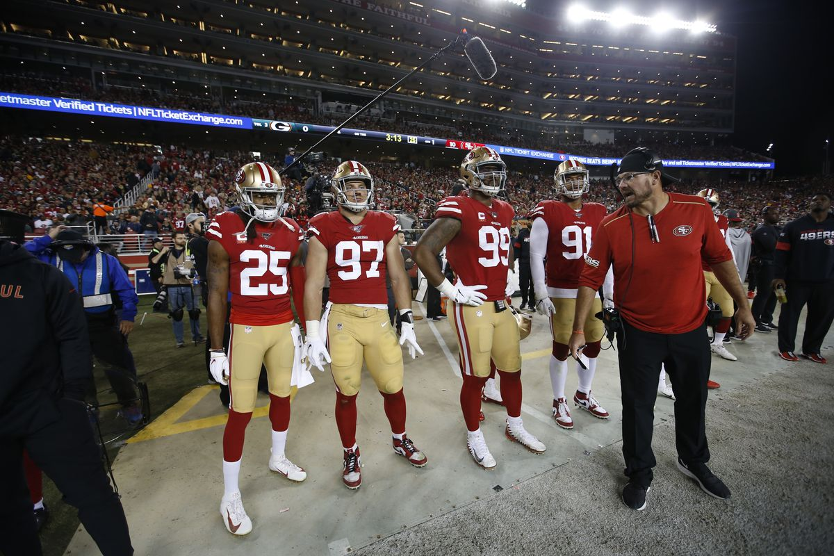49ers News Four 49ers Make Pro Football Network S Top 100 List Niners Nation