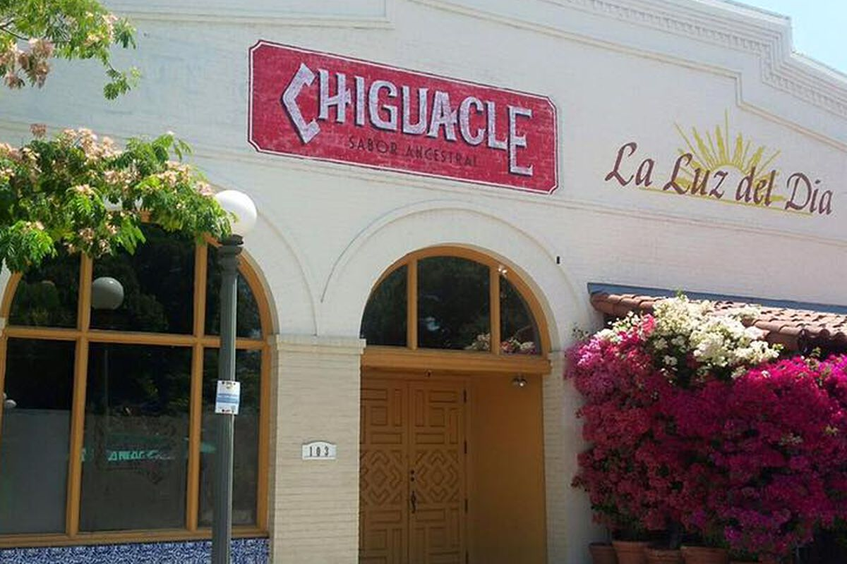 Chiguacle on Olvera Street