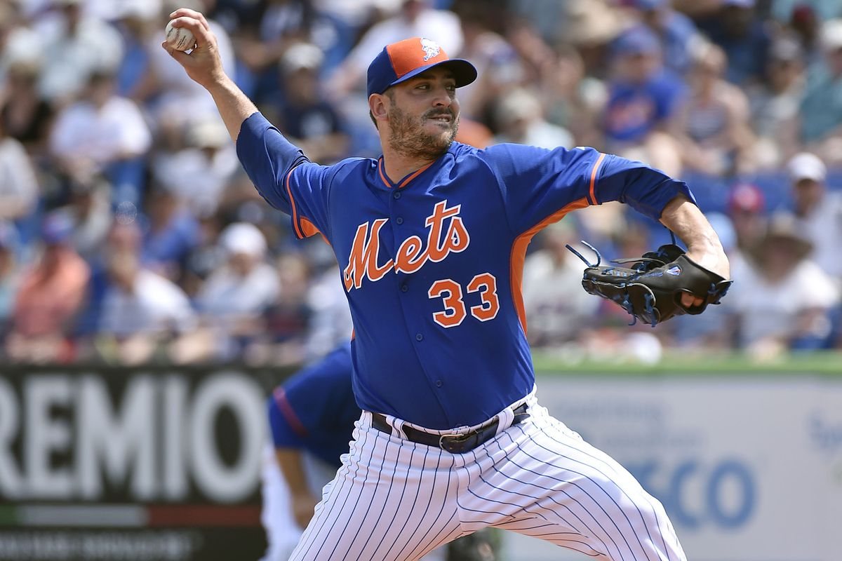 The second coming of Matt Harvey is nigh.  This dream must be crushed early and without remorse.