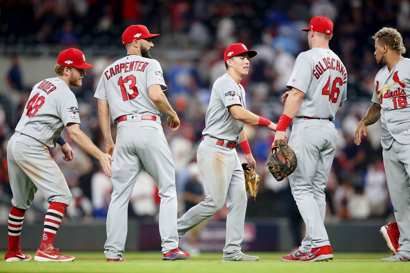 Sabermetrics news: The Dodgers and Cards nab Game One