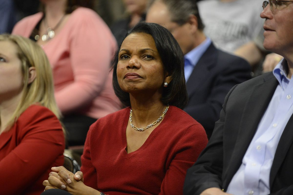 Condoleezza Rice to join College Football Playoff ...