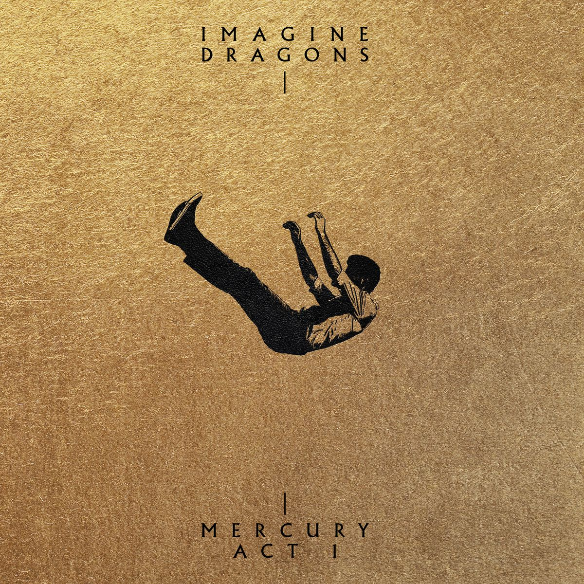 """This cover image released by KIDinaKORNER/Interscope shows """"Mercury - Act I"""" by Imagine Dragons."""