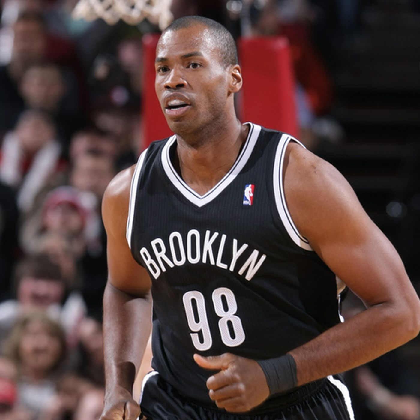 d9c320bd364 Jason Collins wears #98 for Nets for first time, a tribute to Matthew  Shepard - Outsports