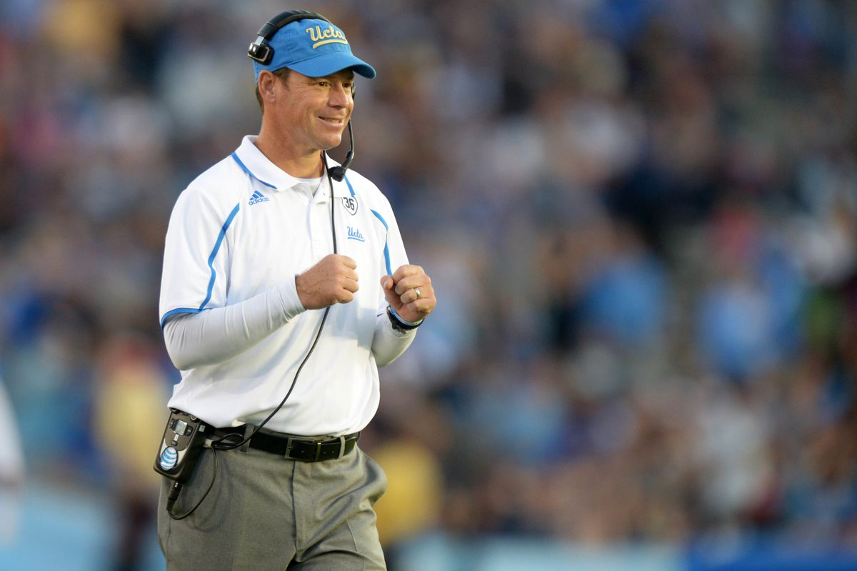 Coach Mora keeps his O Line Coach and Ace Recruiter, Adrian Klemm
