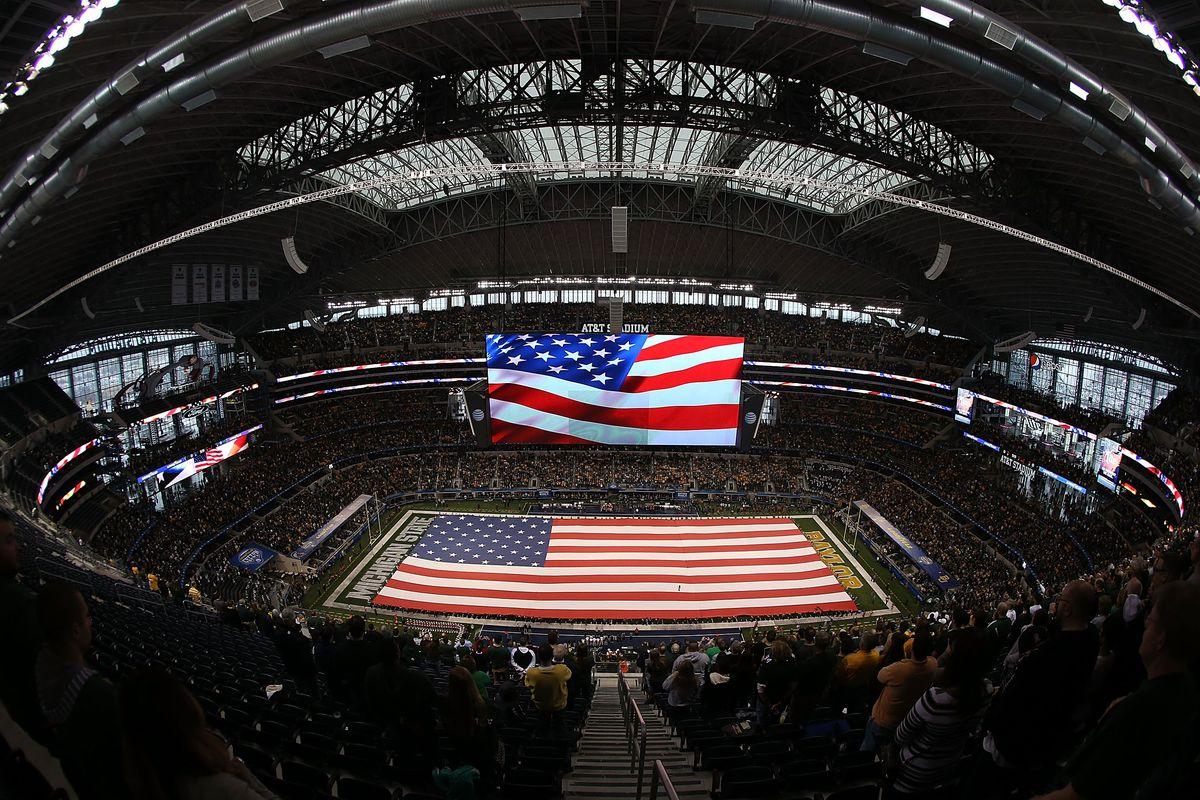 Goodyear Cotton Bowl Classic - Michigan State v Baylor