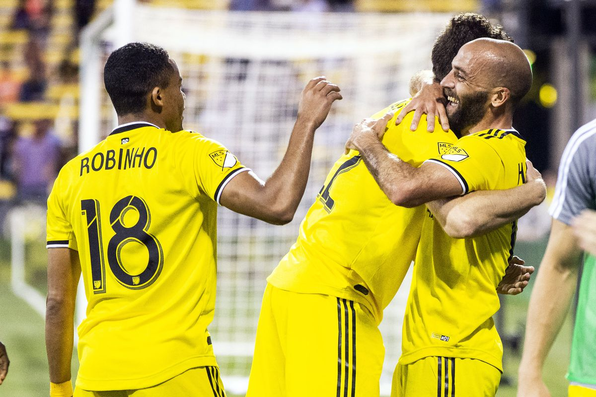 Columbus Crew Proud To Have Federico Higuain Take All Time Assist Mark Massive Report