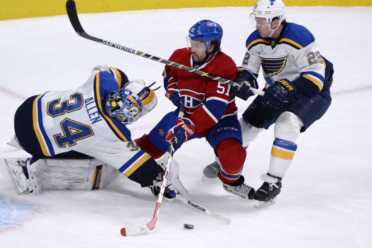 canadiens vs blues: start time, tv schedule, and game preview - eyes