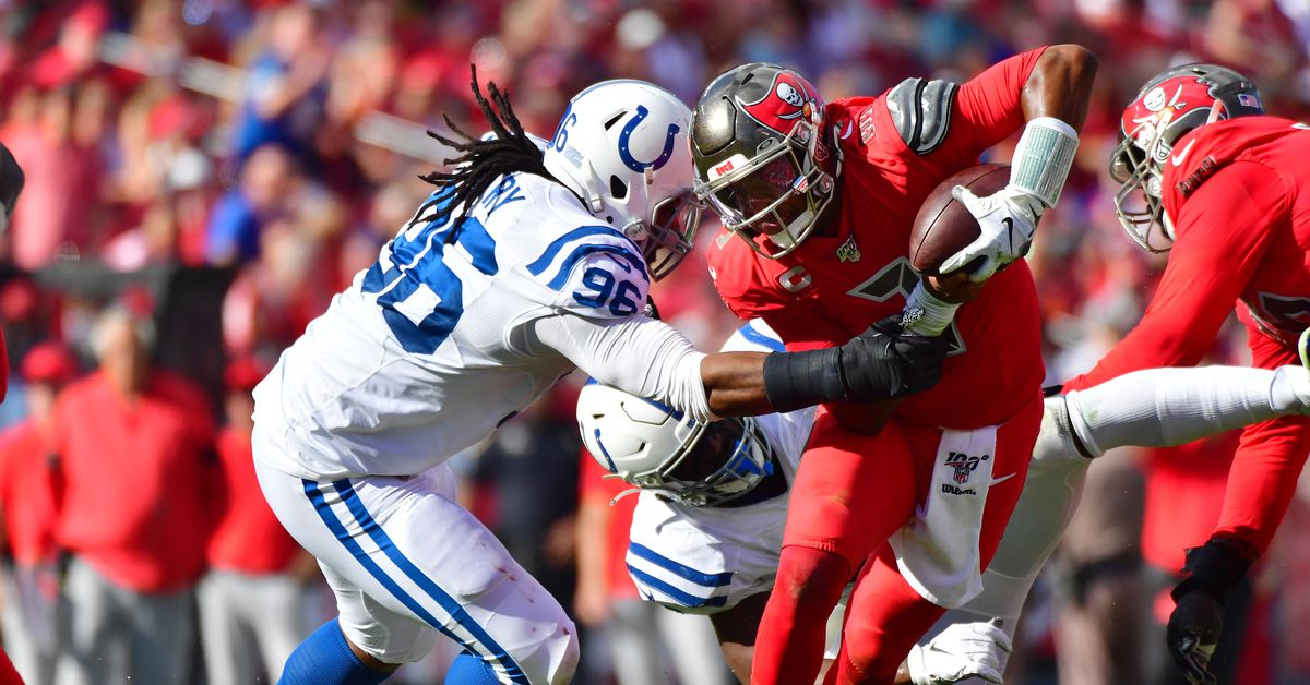Colts News: Colts' playoff hopes fade as defense yields 542 yards, final 17 points