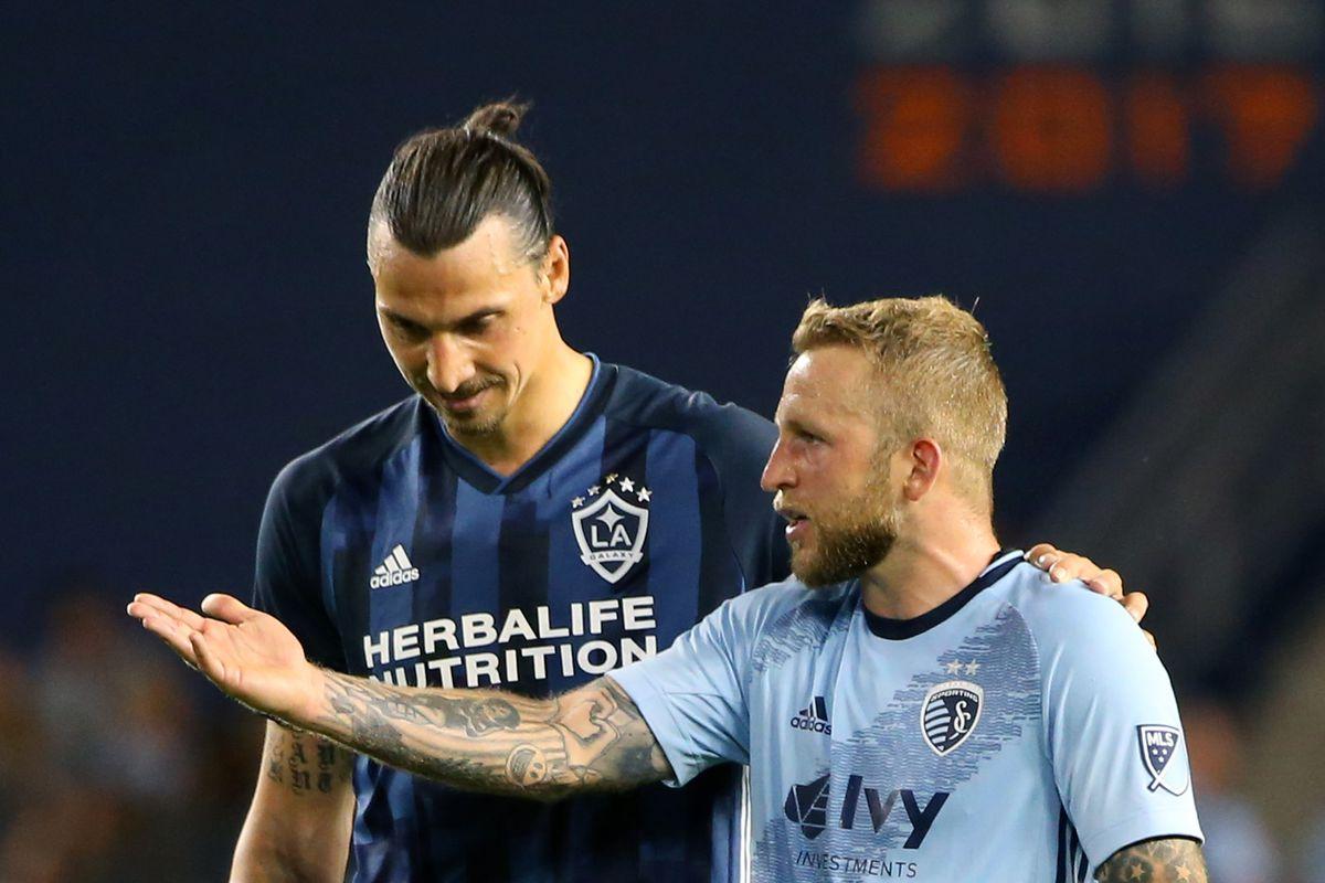 MLS: LA Galaxy at Sporting Kansas City