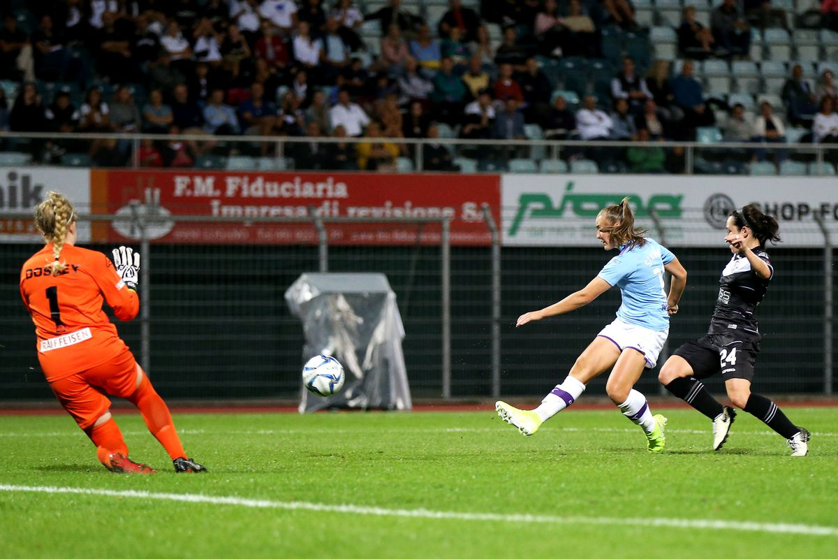 Lugano v Manchester City Women: UEFA Womens Champions League