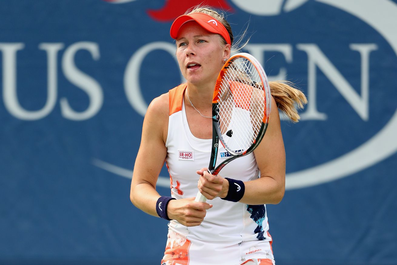 Olympian, top-100 tennis player Johanna Larsson comes out as gay