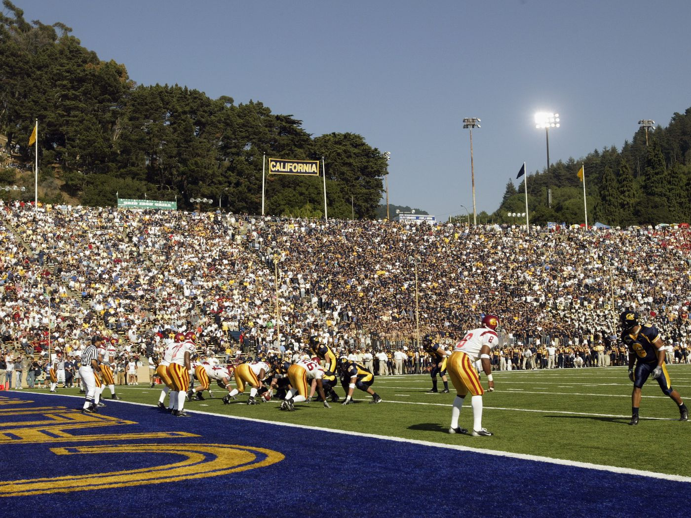 What Are The Greatest Cal Football Games Against Usc California