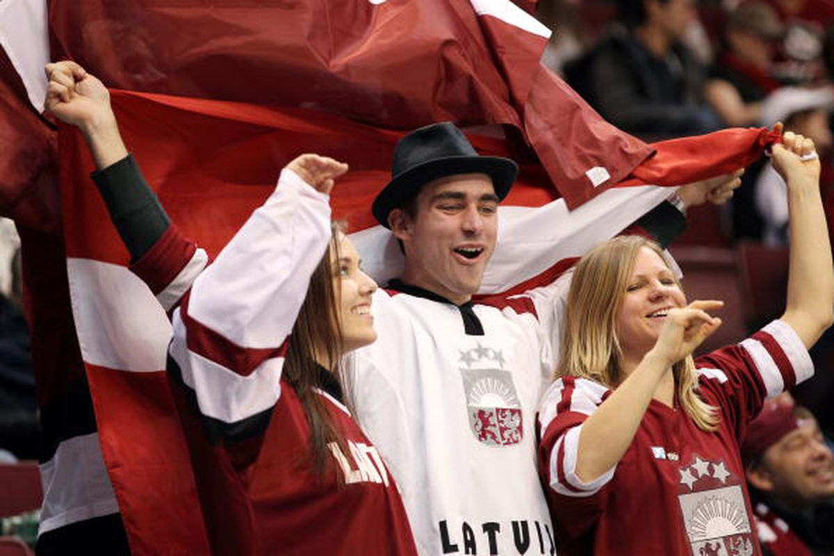 <strong>From one hockey-crazed fanbase to another... </strong>Photo by Jamie Squire/Getty Images, All Rights Reserved