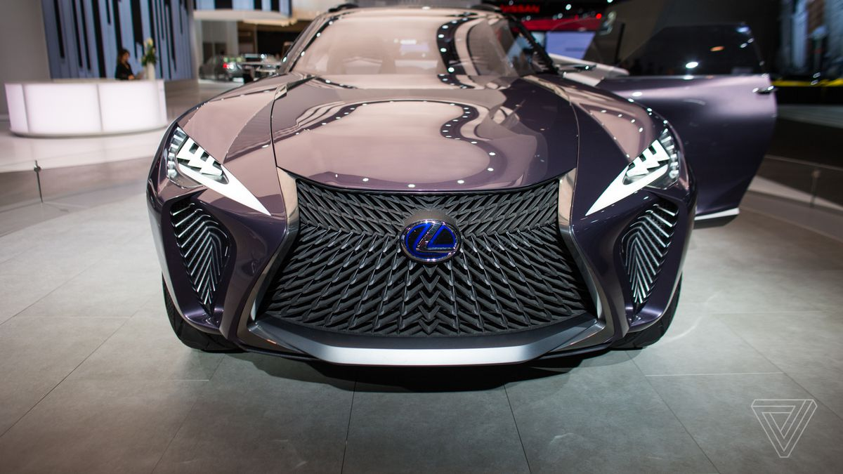 The Lexus Ux Concept Looks Like It Will Chew You Up And Spit Out