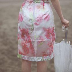 "Shakuhachi a midsummers night skirt, <a href=""http://miramirasf.com/products/shakuhachi-a-midsummer-nights-skirt"">$240</a>. Photo by <a href=""http://www.annaalexiabasile.com/"">Anna-Alexia Basile</a>."