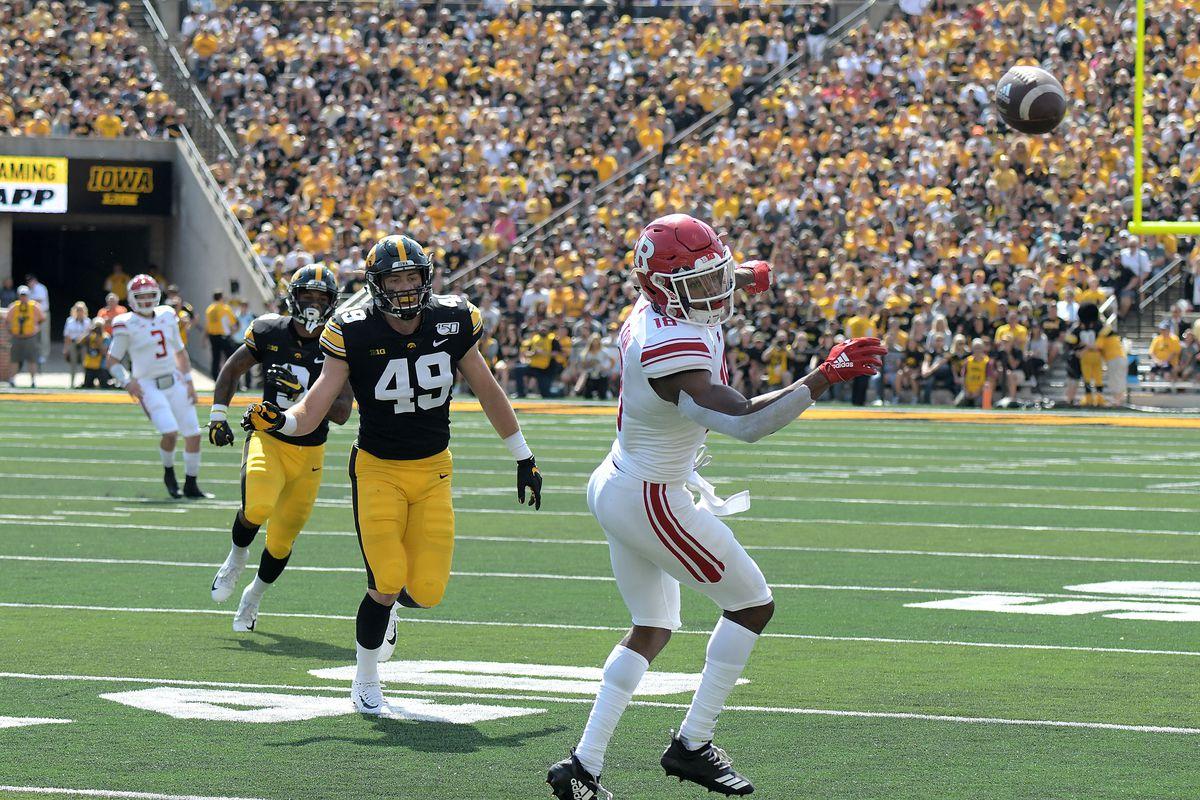 COLLEGE FOOTBALL: SEP 07 Rutgers at Iowa