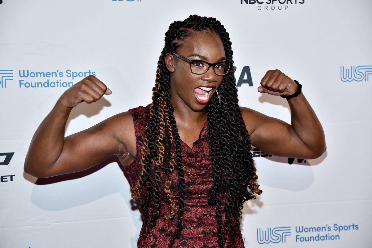 Claressa Shields MMA UFC Boxing News