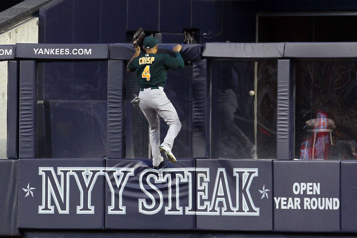 So they get a steak named after them. The A's get a...bag of Funions? What?