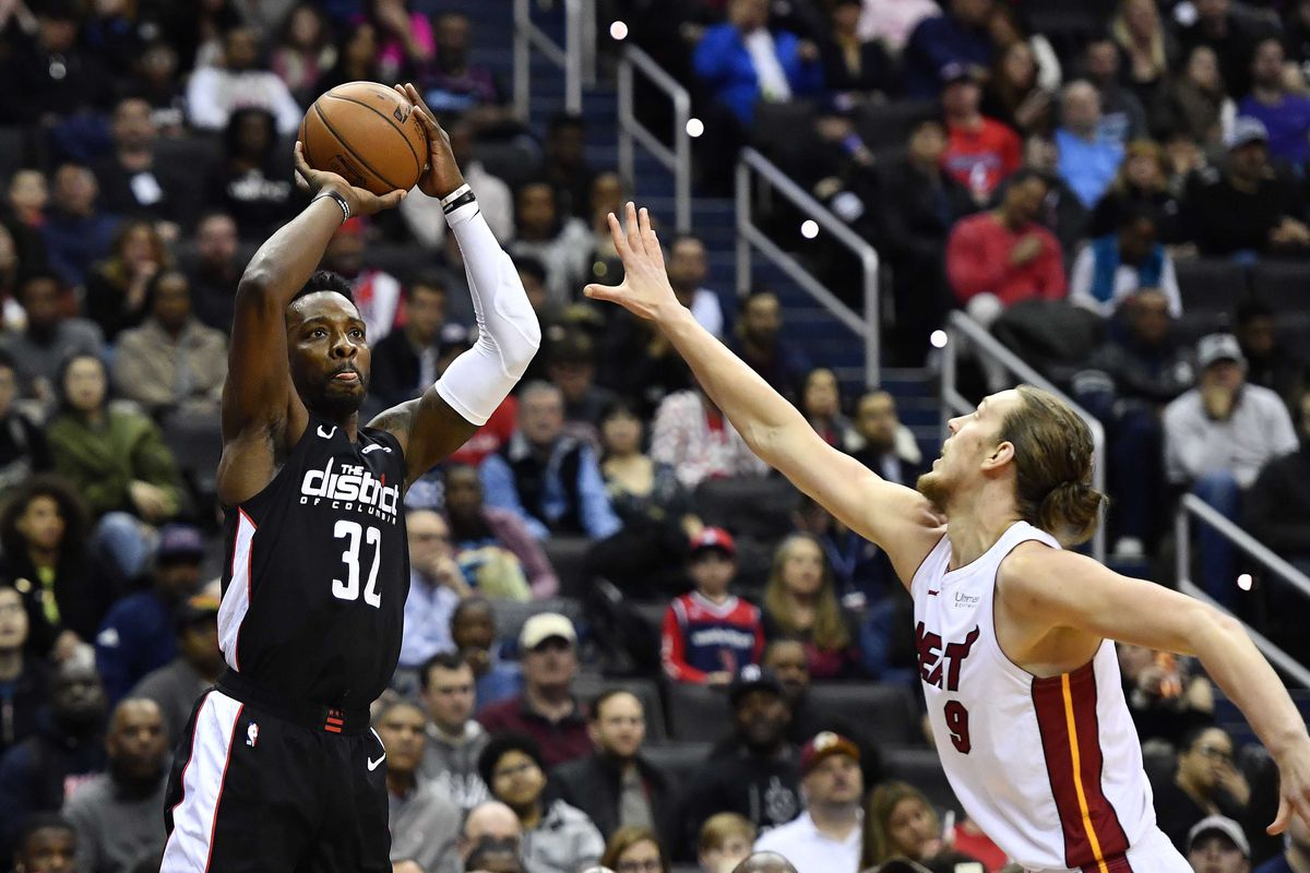 Wizards Late Rally Falls Short In 113 108 Loss To Heat Bullets Forever