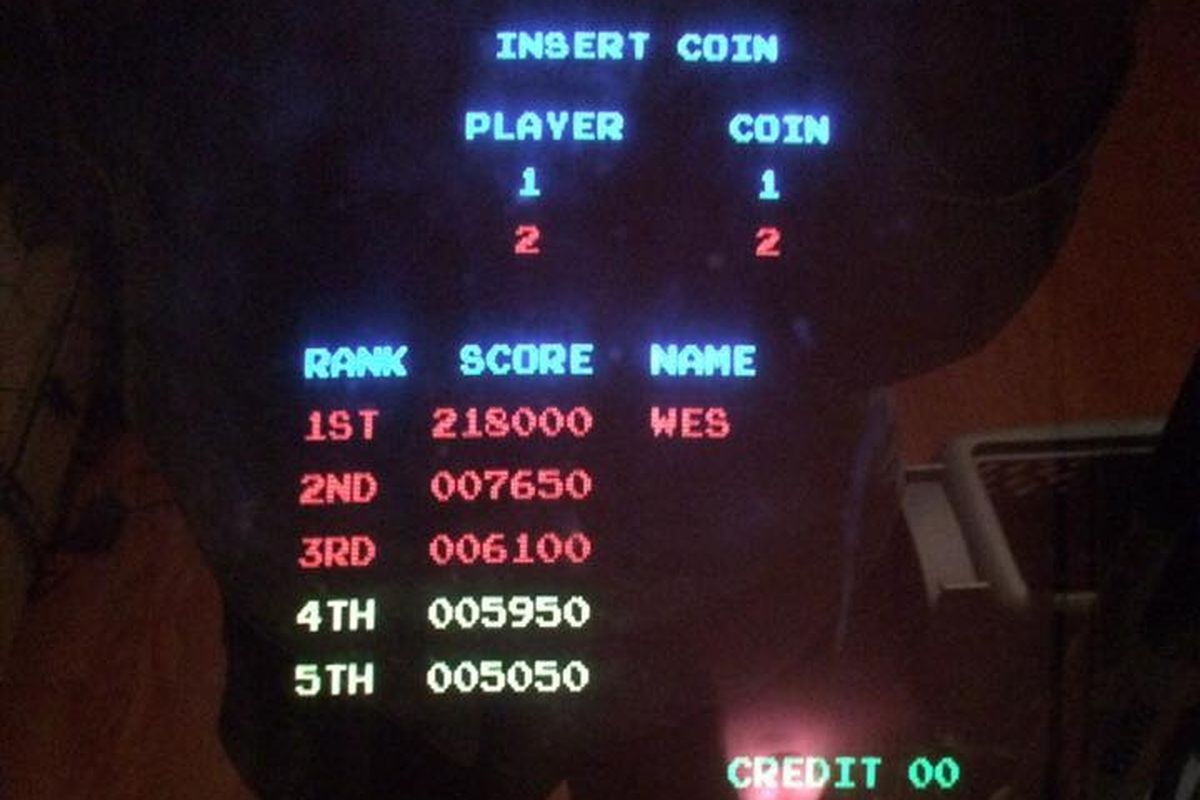 322e34c1a Donkey Kong s all-time record broken again