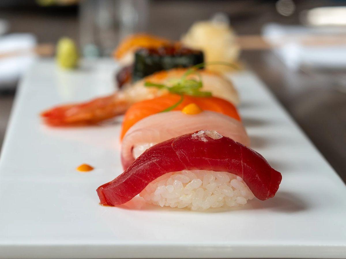 Sushi from Nama