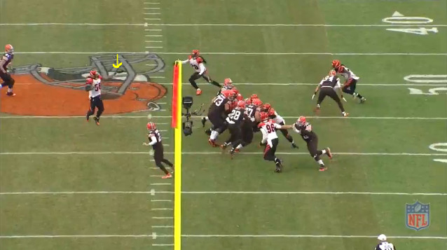 Week 15 Offense (9) - Telegraphing the Pass