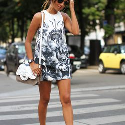 """Julie of <a href=""""http://sincerelyjules.com""""target=""""_blank"""">Sincerely, Jules</a> is wearing a Cameo dress, a Lancaster Paris bag and <a href=""""http://www.asos.com/Converse/Converse-All-Star-Ox-Trainers/Prod/pgeproduct.aspx?iid=85441&cid=13948&Rf900=1624&"""