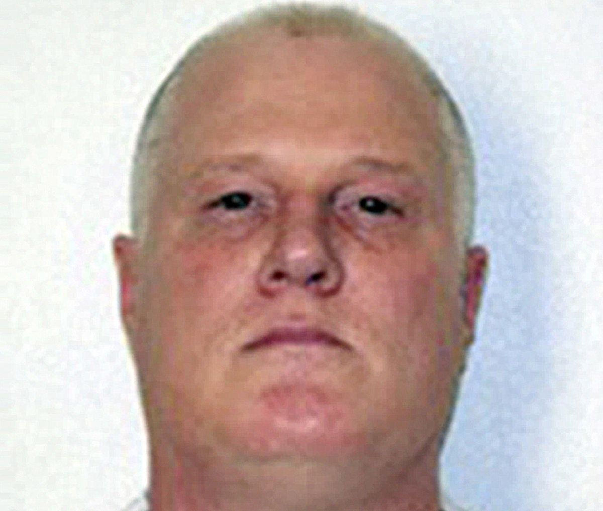 Don William Davis had been scheduled for execution on Monday. <br>Arkansas Department of Correction photo, distributed by the Associated Press