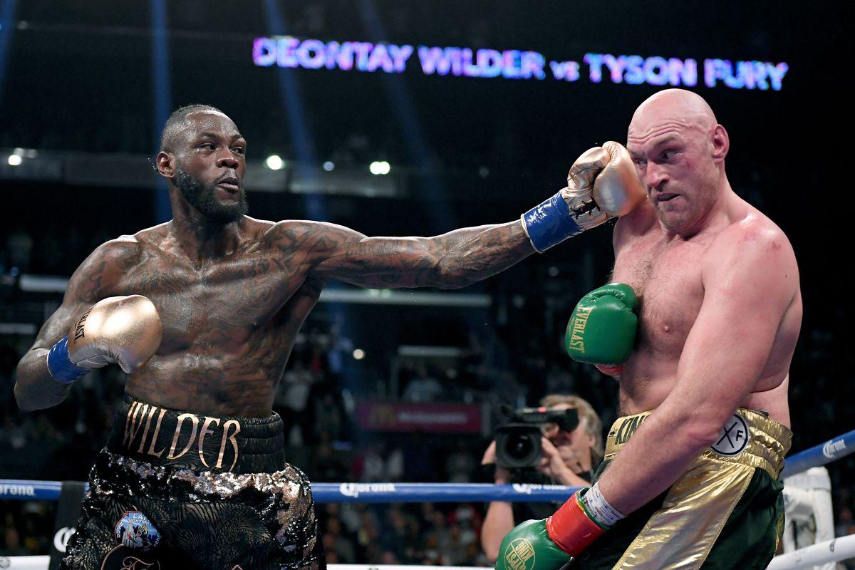 Deontay Wilder labels Tyson Fu...