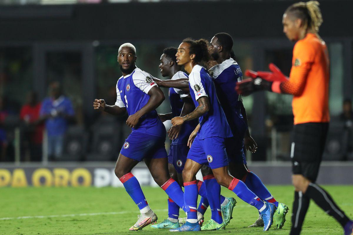 Haiti v Bermuda: Preliminaries Second Round - 2021 CONCACAF Gold Cup