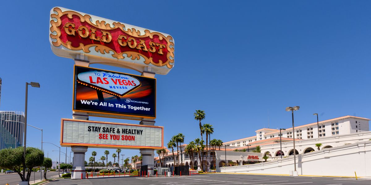Boyd Gaming Might Only Reopen Seven Of Its 10 Las Vegas Casinos