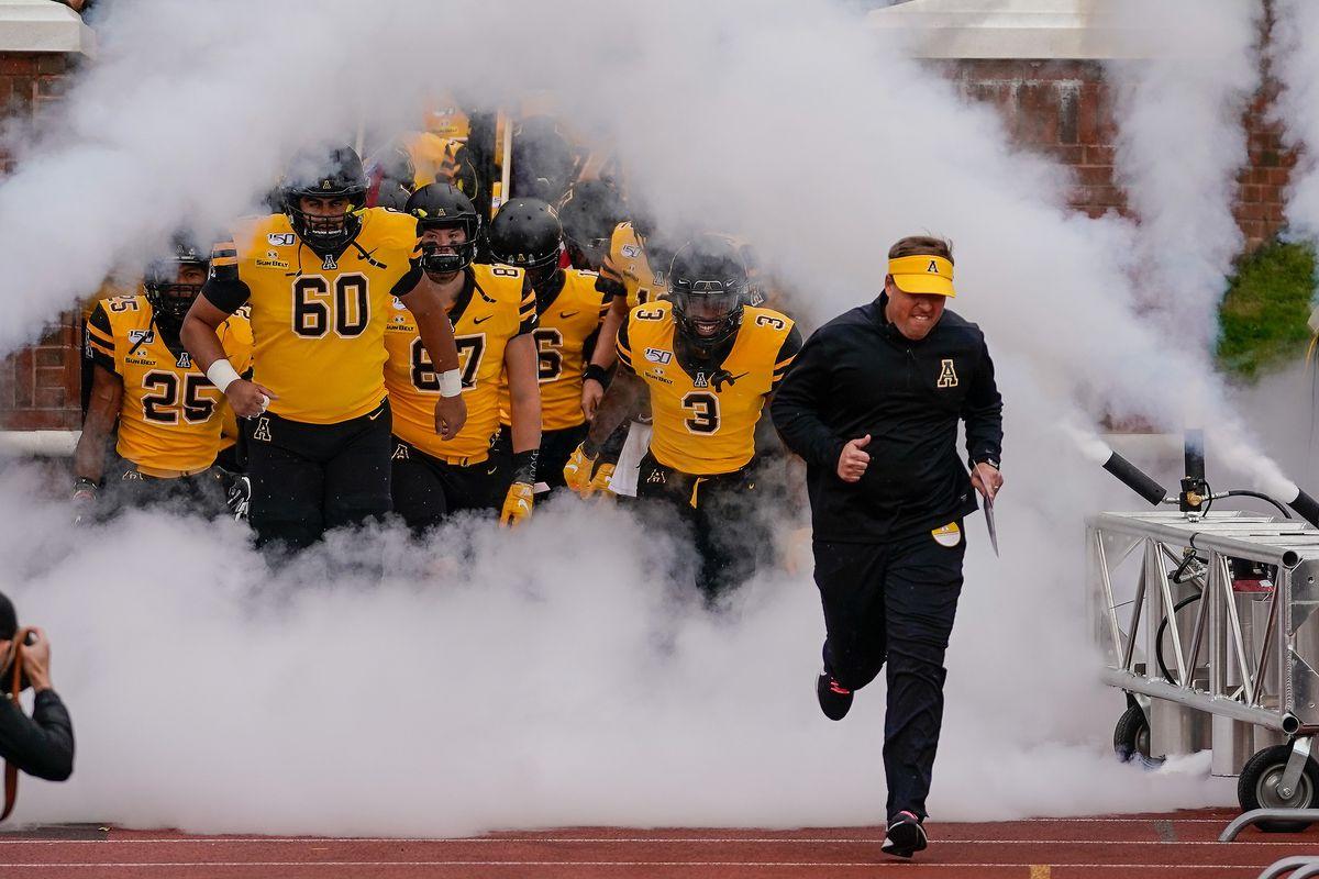NCAA Football: UL Monroe at Appalachian State