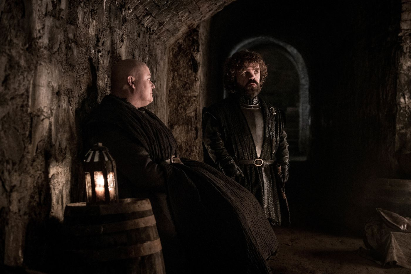 Game of Game of Thrones: season 8, episode 3, The Long Night