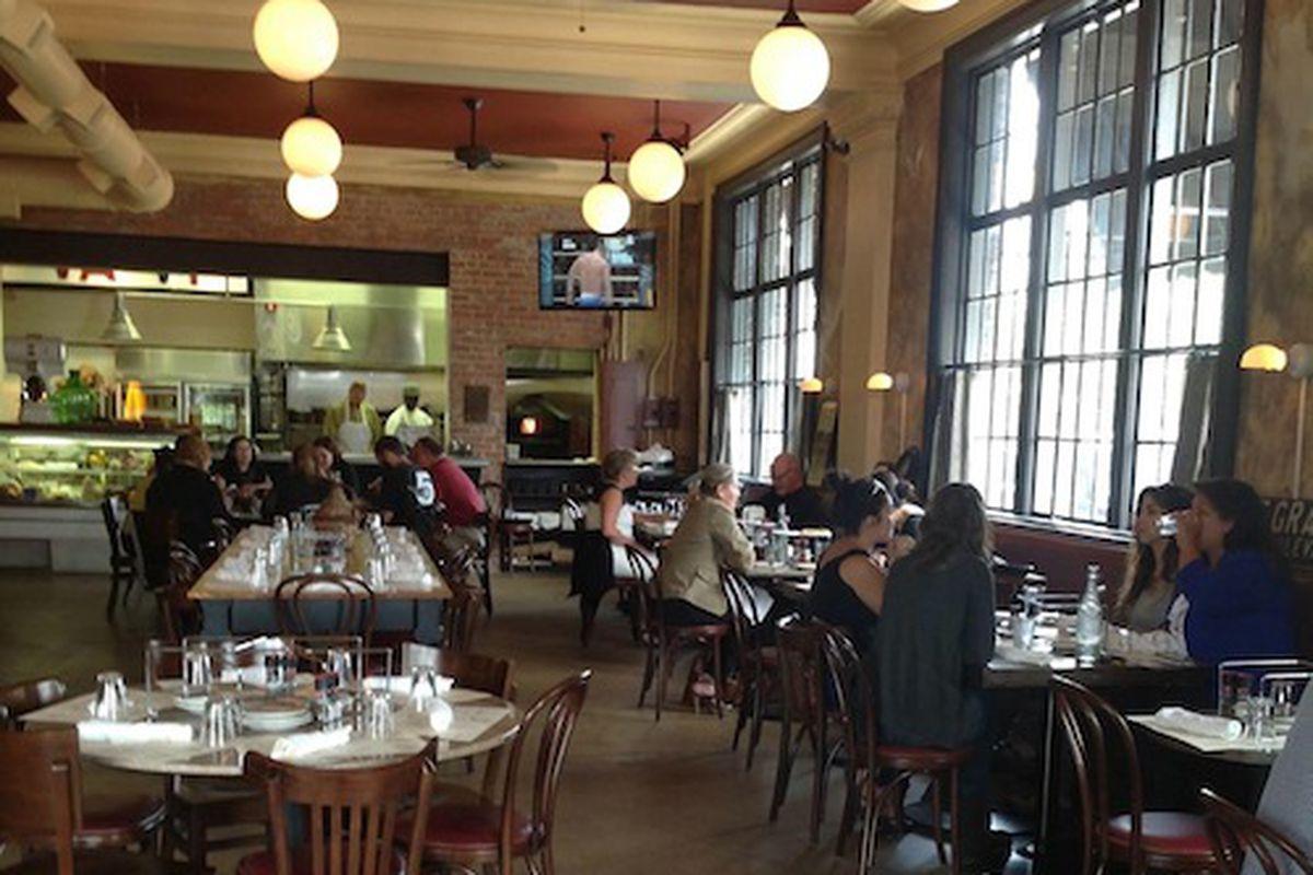 Ottava Via Added To Detroit Restaurant Week Lineup Eater