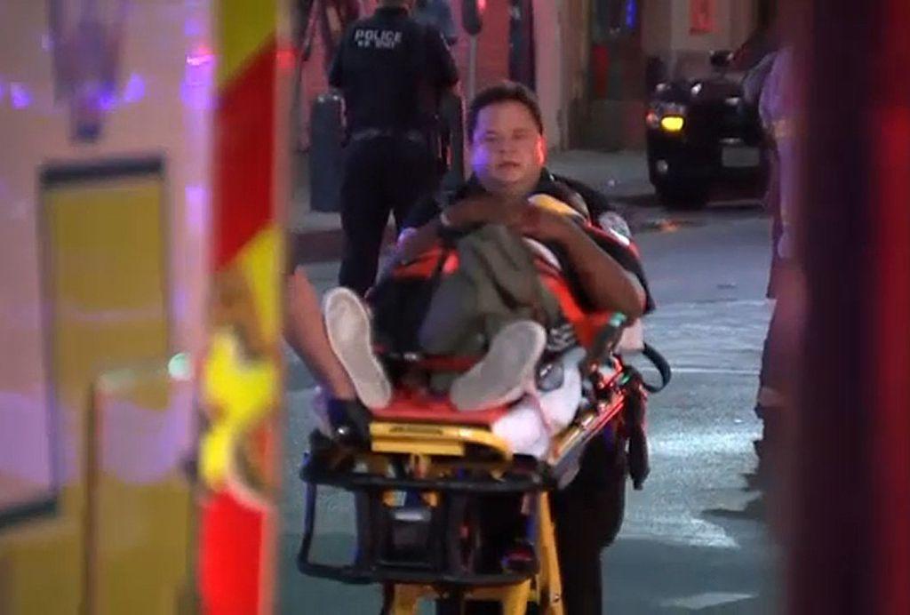 An early-morning crash at a suburban Philadelphia train station injured dozens, authorities said. | ABC7 Chicago