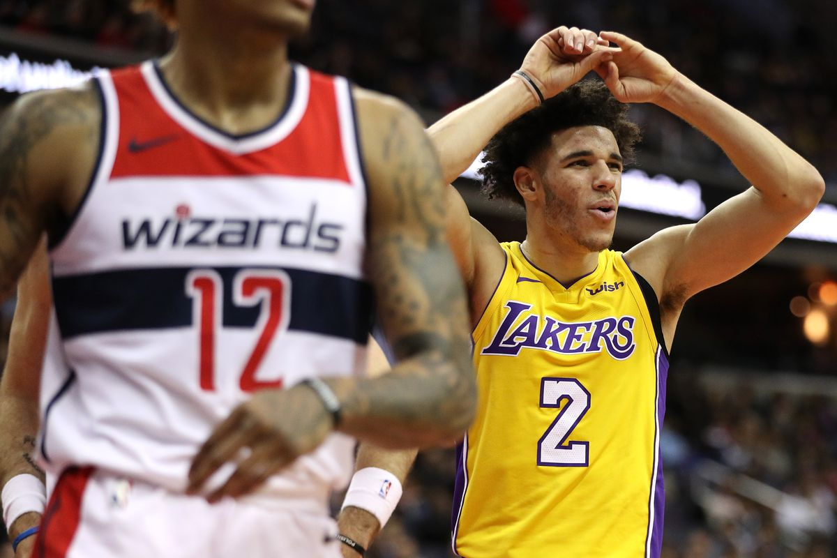 d4e93f764f82 Lakers vs. Wizards Final Score  Lakers  defensive woes lead to 111-95 loss  in Washington