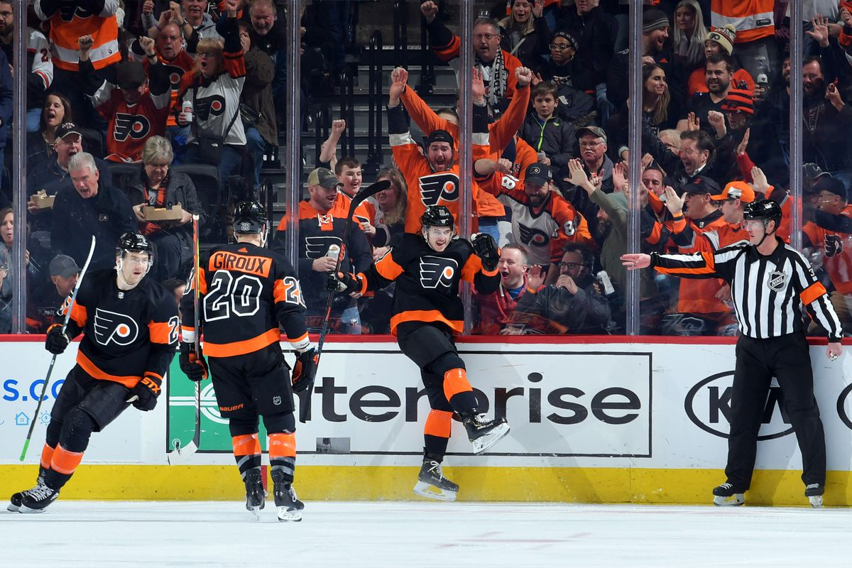 Flyers vs. Kings Recap, score, analysis, and highlights