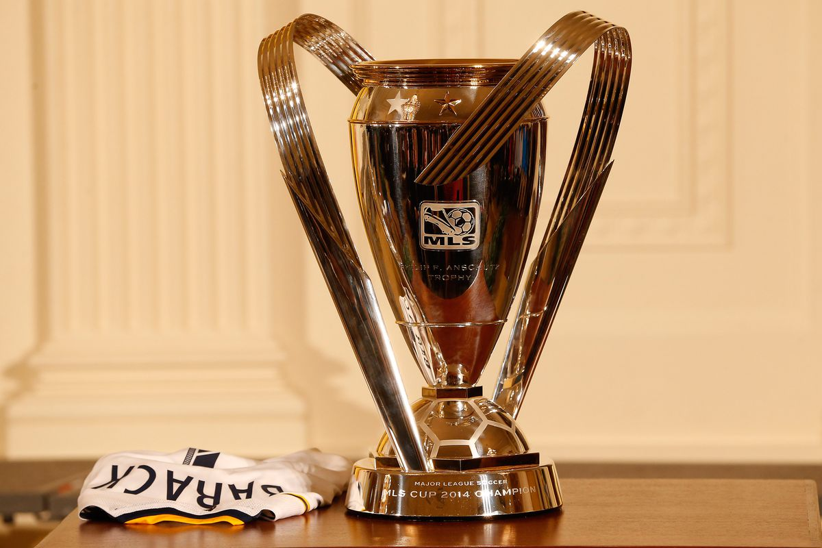 The MLS Cup at the White House - Could a Canadian side be the next to bring the trophy to the President?