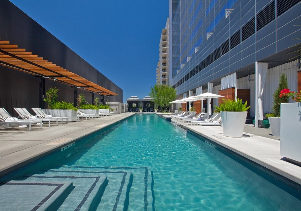 Wet Deck at the W