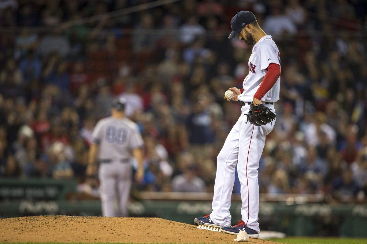 The case for and against bringing back Rick Porcello in free agency