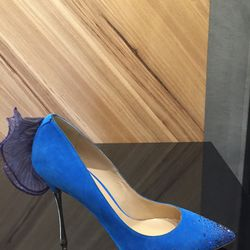 Heels, size 41, now $311.20 (from $389)