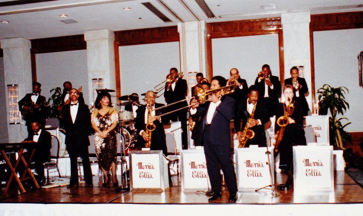 The Morris Ellis Orchestra.   Provided photo
